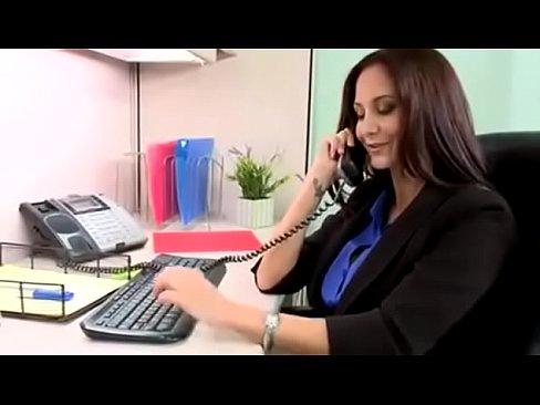 Ava addams office gangbang