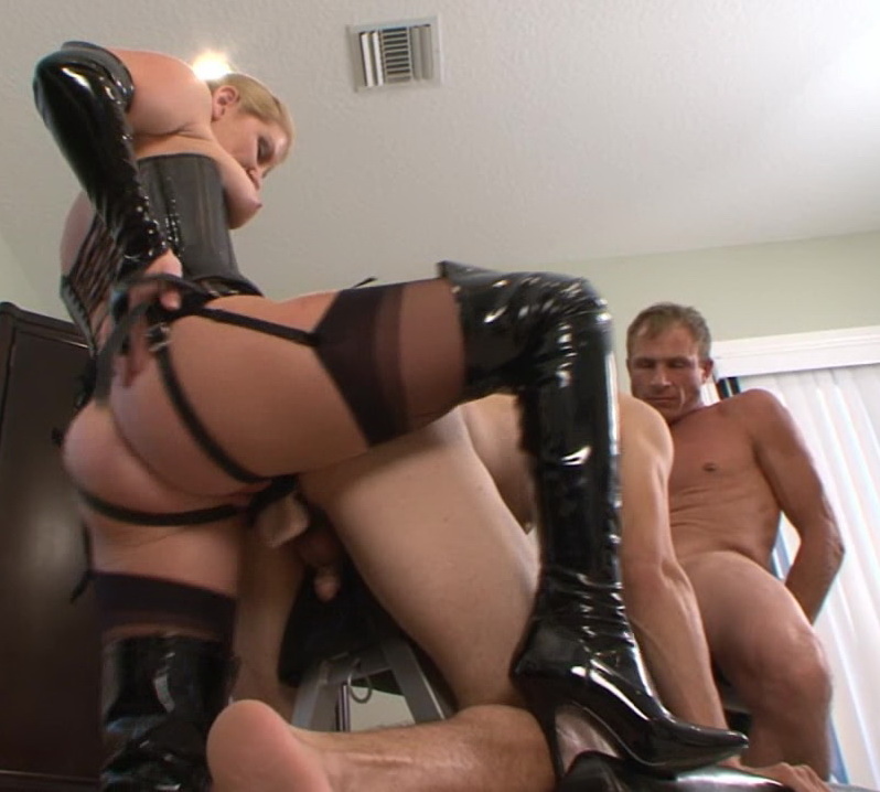 Young B. recommendet eater Femdom cuckold creampie