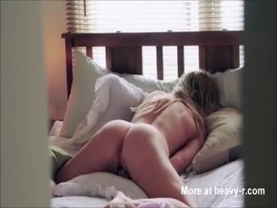 best of Masturbates and Woman eavesdropping