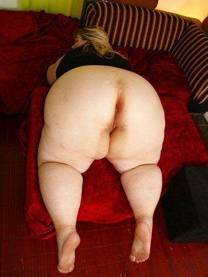 best of Naked ssbbw Butt