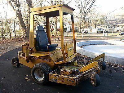 Hustler mower 275