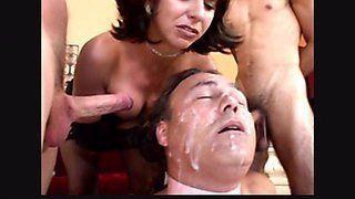 Liz vicious spank tied