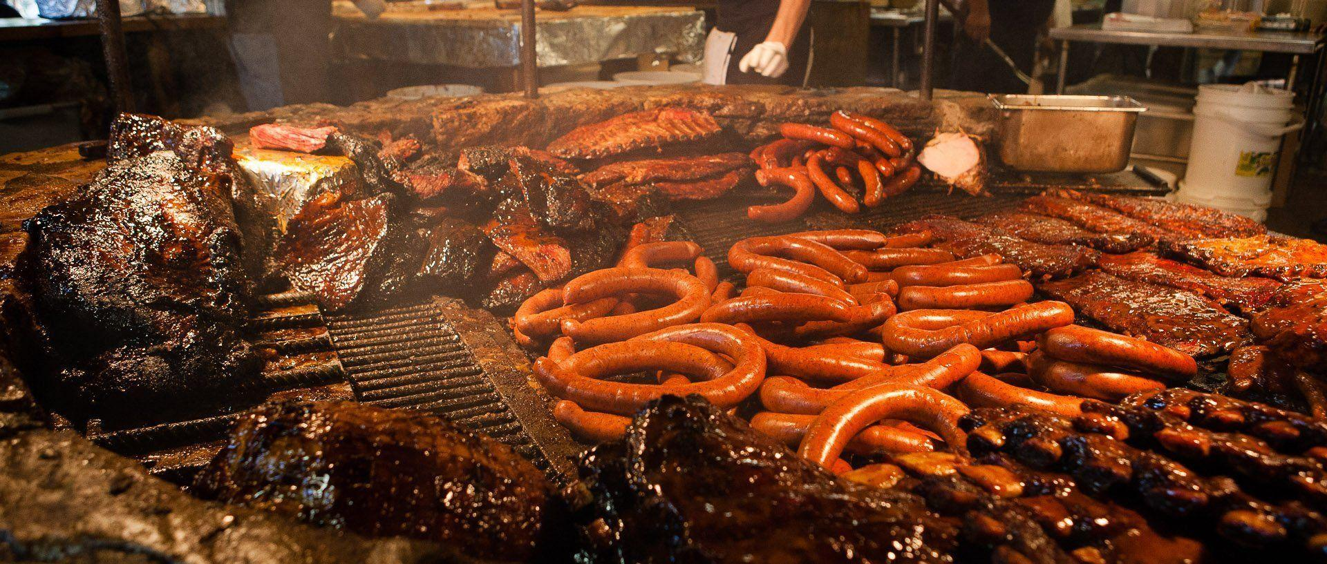 Fumble reccomend The salt lick barbecue