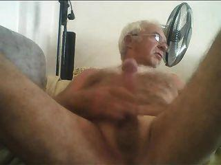 best of Jerk Horny grandfathers off solo
