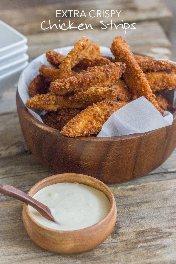 best of Strip Chicken crispy