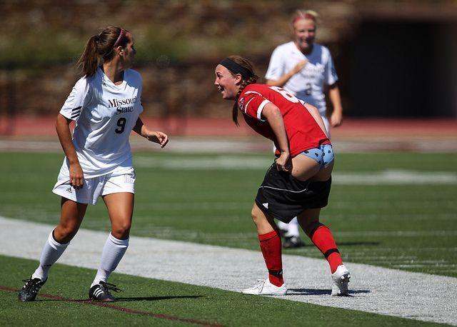 Ruby reccomend Womens soccer upskirt