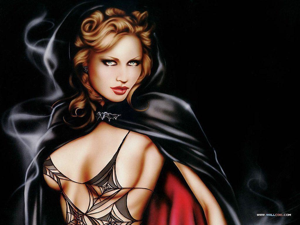 Erotic fantasy women pics