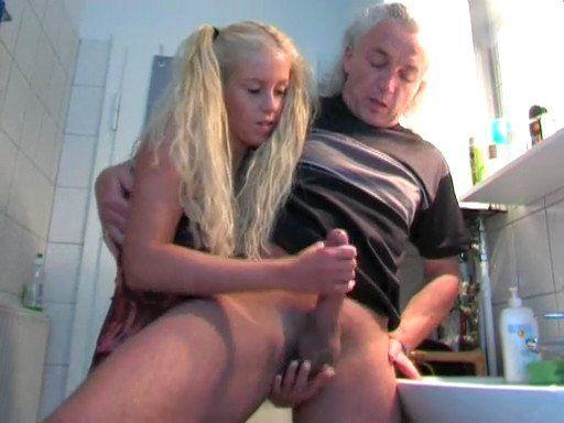 Mad D. reccomend Older female young male hand job