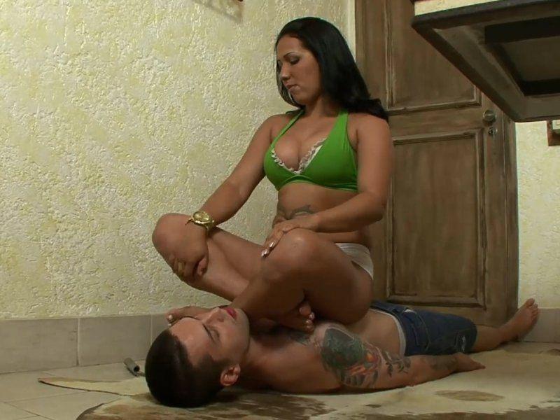 Crusher reccomend Brazil face sitting femdom