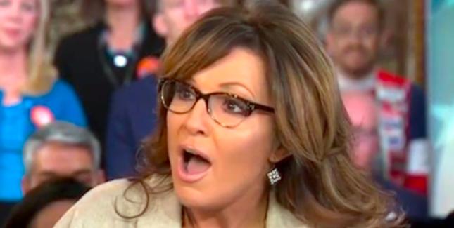 best of Palin orgasm Sarah