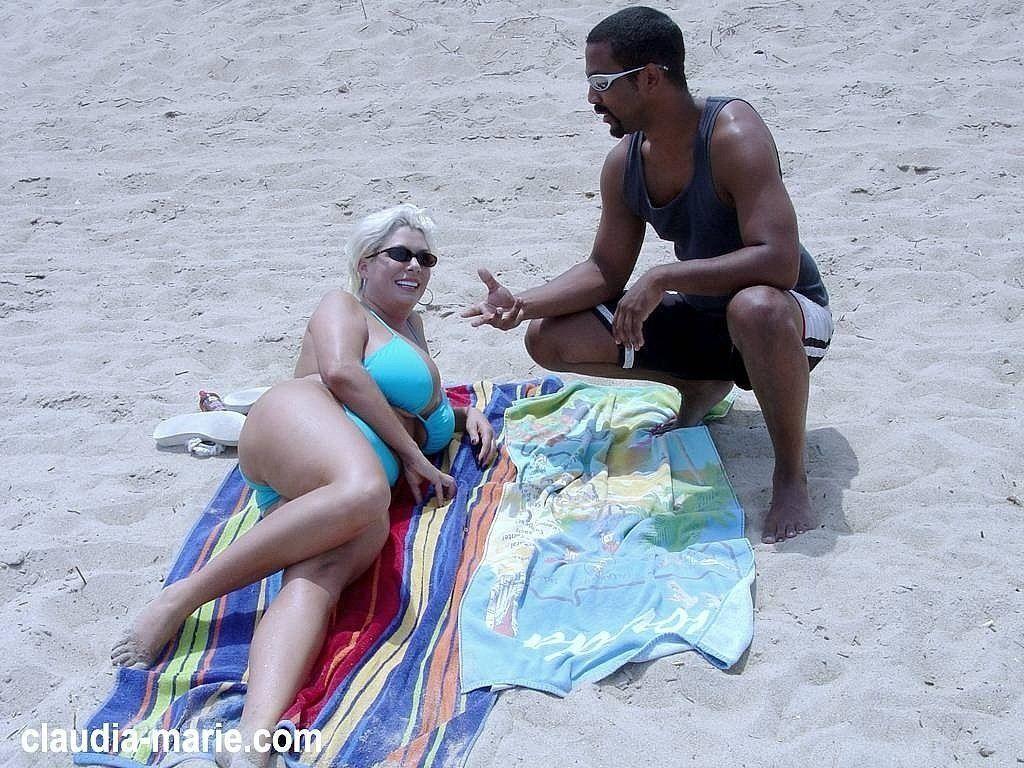 Interracial Beaches