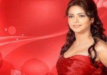Aamna shariff boob