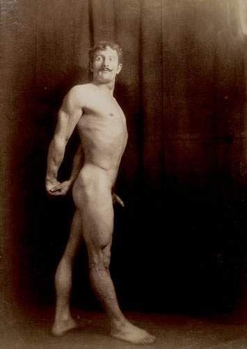 Nudes vintage victorian male