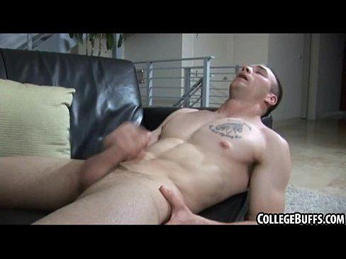 best of Hunk masturbation College