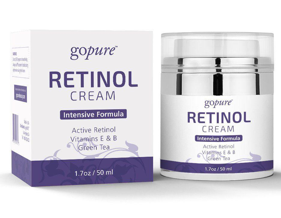 best of Products Retinol facial