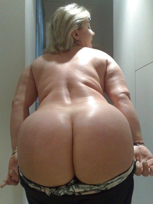 best of Big mature milfs Ass