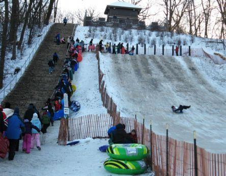 Stargazer reccomend Swallow cliff sledding
