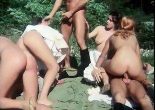 Double sex classic girls erotic