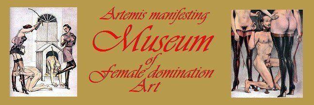 femdom museum masturbieren wie