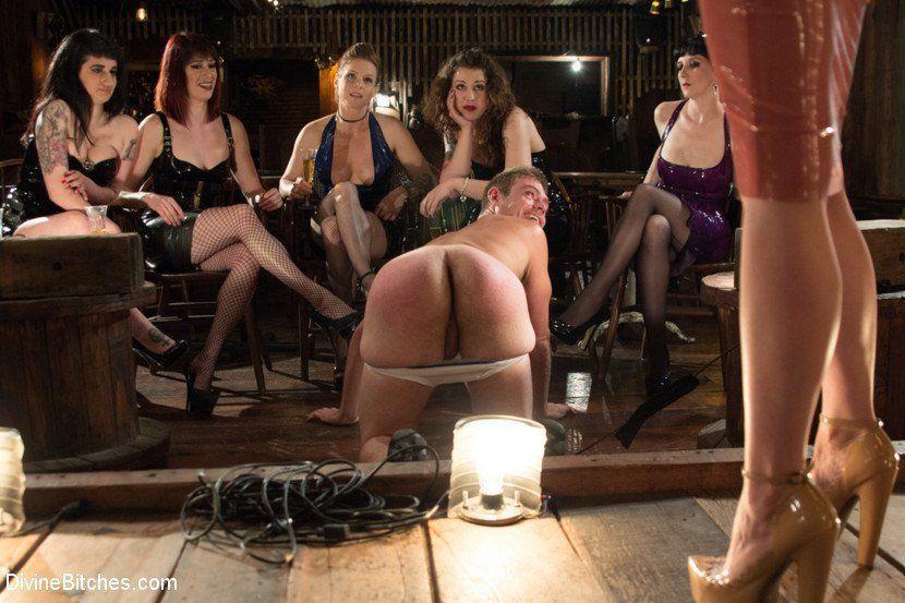 Fullback reccomend Public bdsm mistress