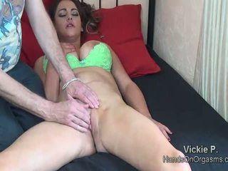 Adult woman spanked orgasam