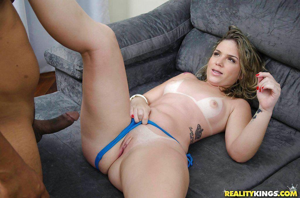 Ass big brazilian pussy tight