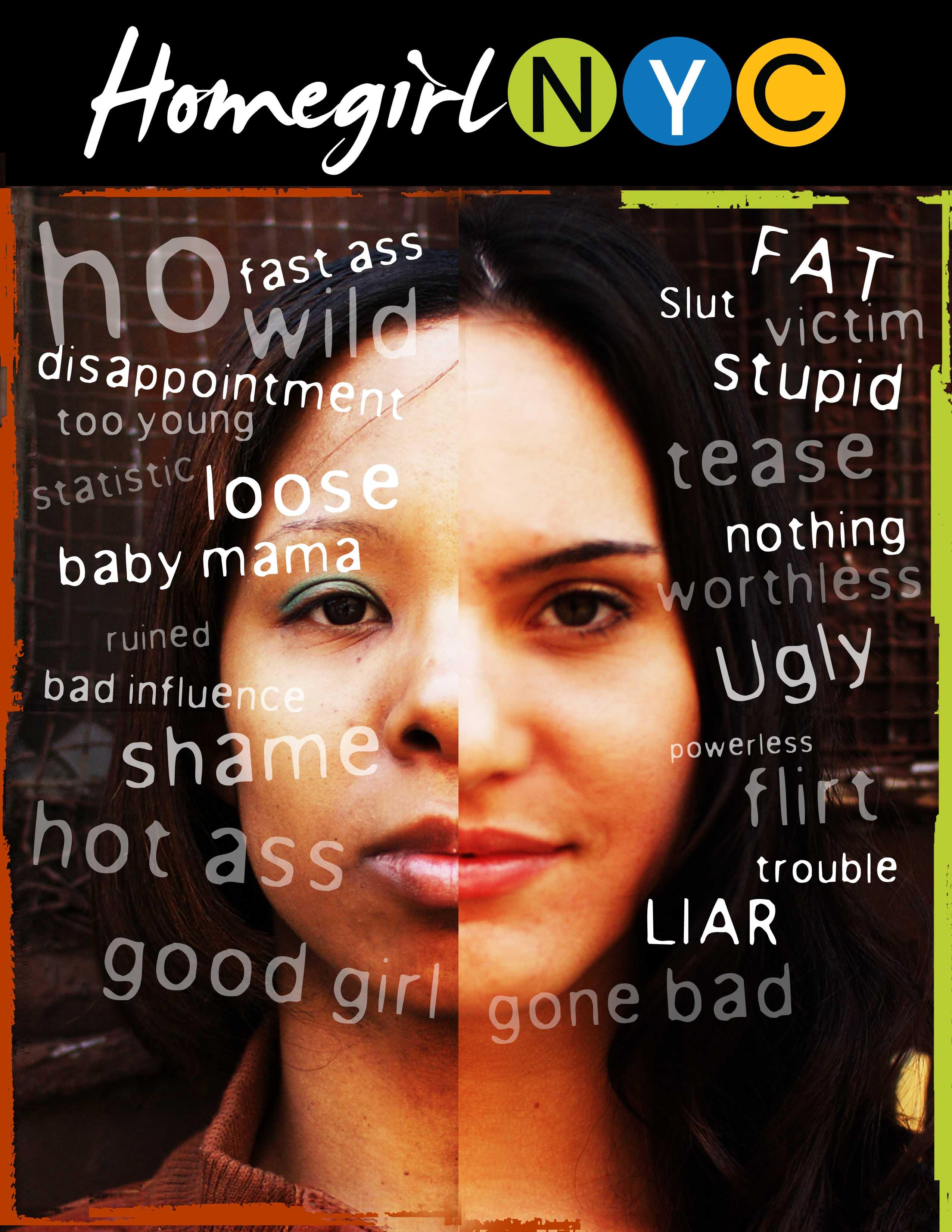 Ass face homegirl