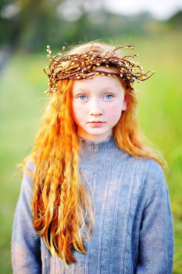 Barnyard redhead girls