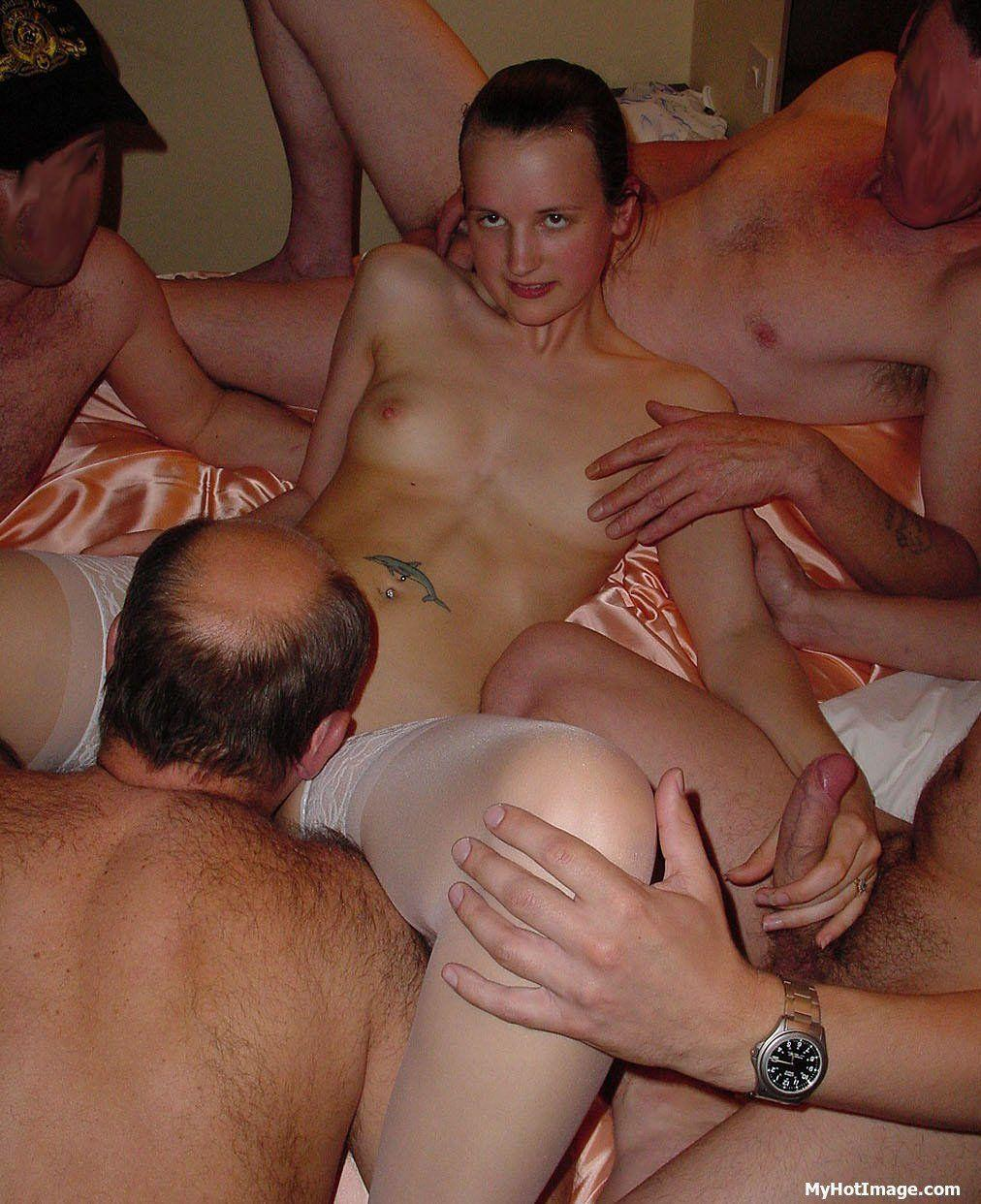 4 Porn Ganbang interacial gangbang wife mpg - quality porn. comments: 4