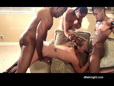 best of Black gangbang vids Real