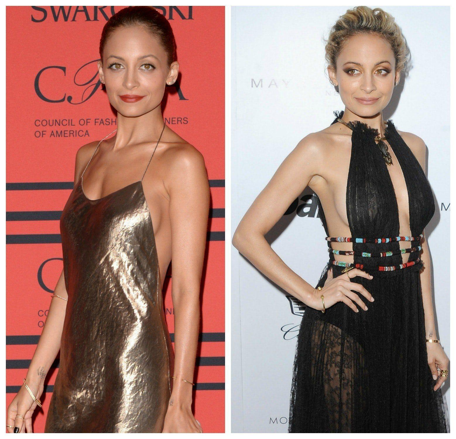 best of Nicole richie Boob