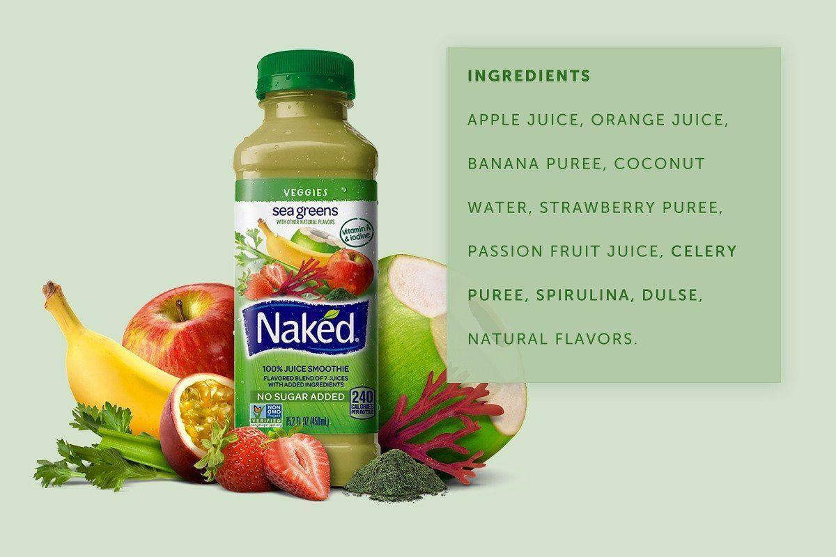 Buy naked juice drinks