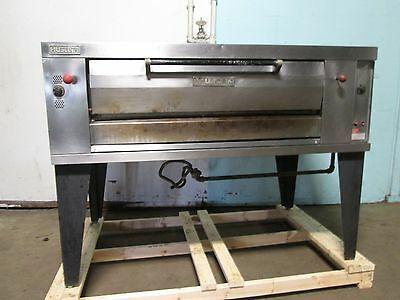 Boomer reccomend Hustler deck ovens