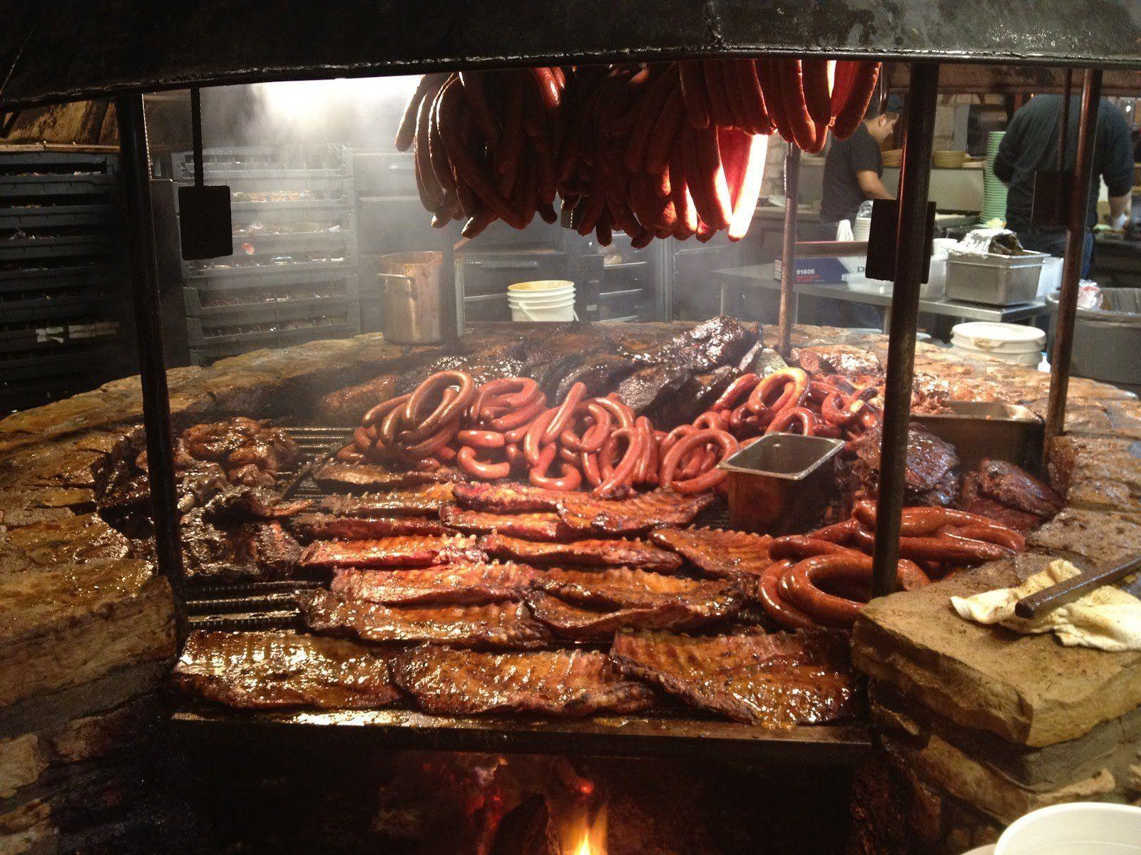 The salt lick barbecue