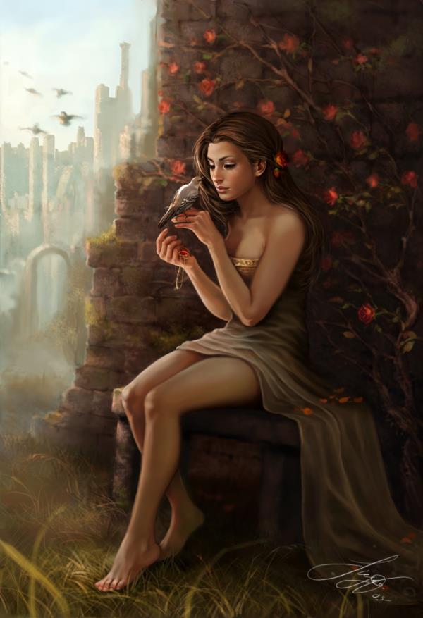Gingersnap reccomend Erotic fantasy women pics