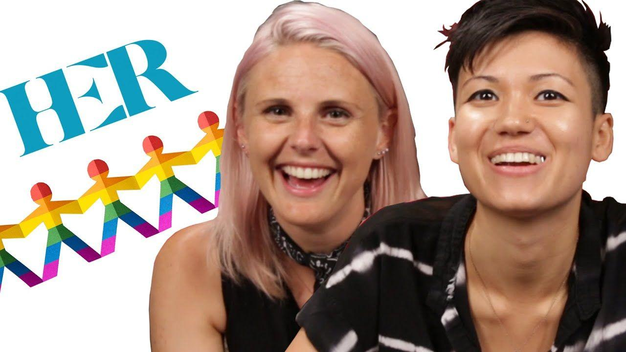 Bisexual women on line
