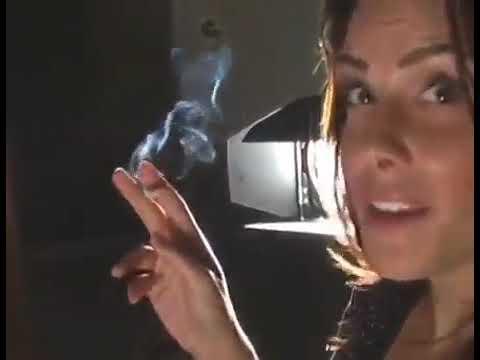 Get wife to smoke fetish