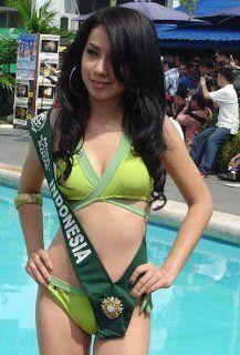 best of Bikini models Indonesian