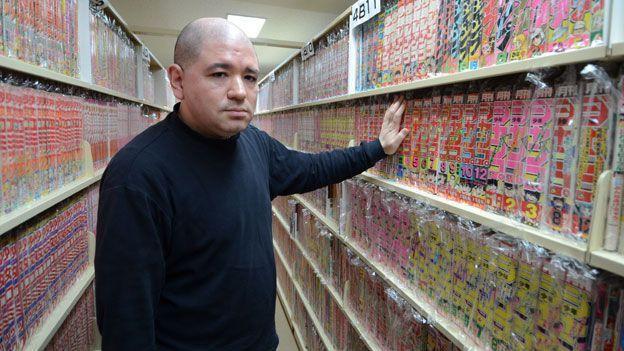 Larry flynts hustler boutique store