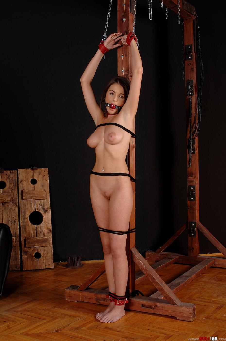 Laura orsolya bondage