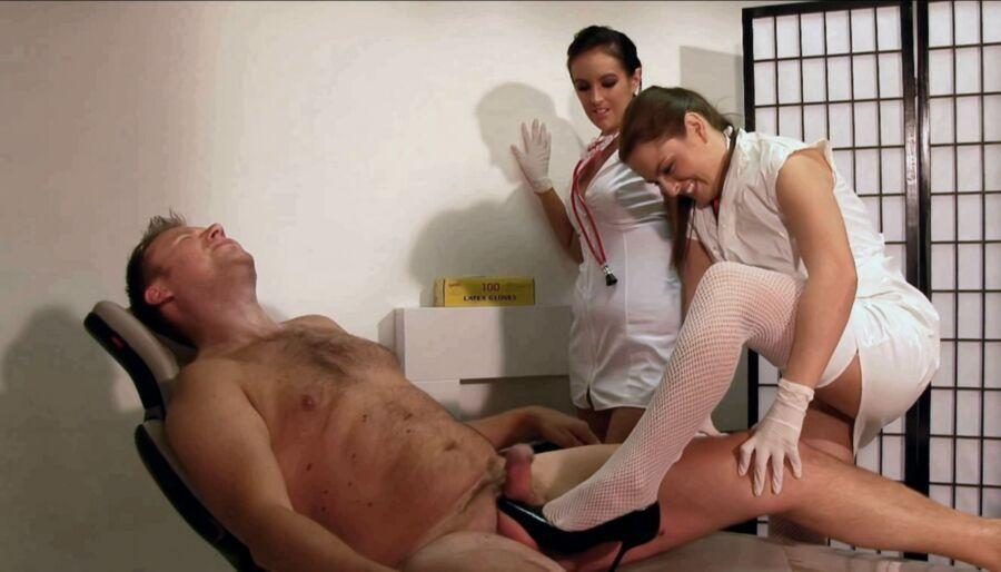 Earl reccomend Nurse domination porn