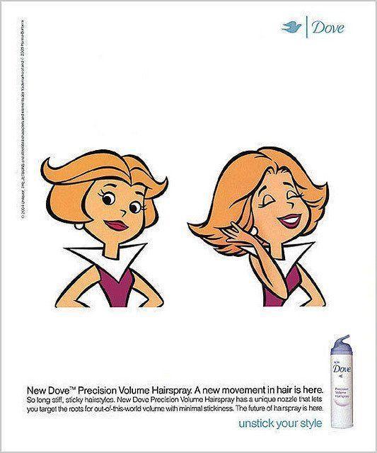 best of Marketing Piss blunder hairspray