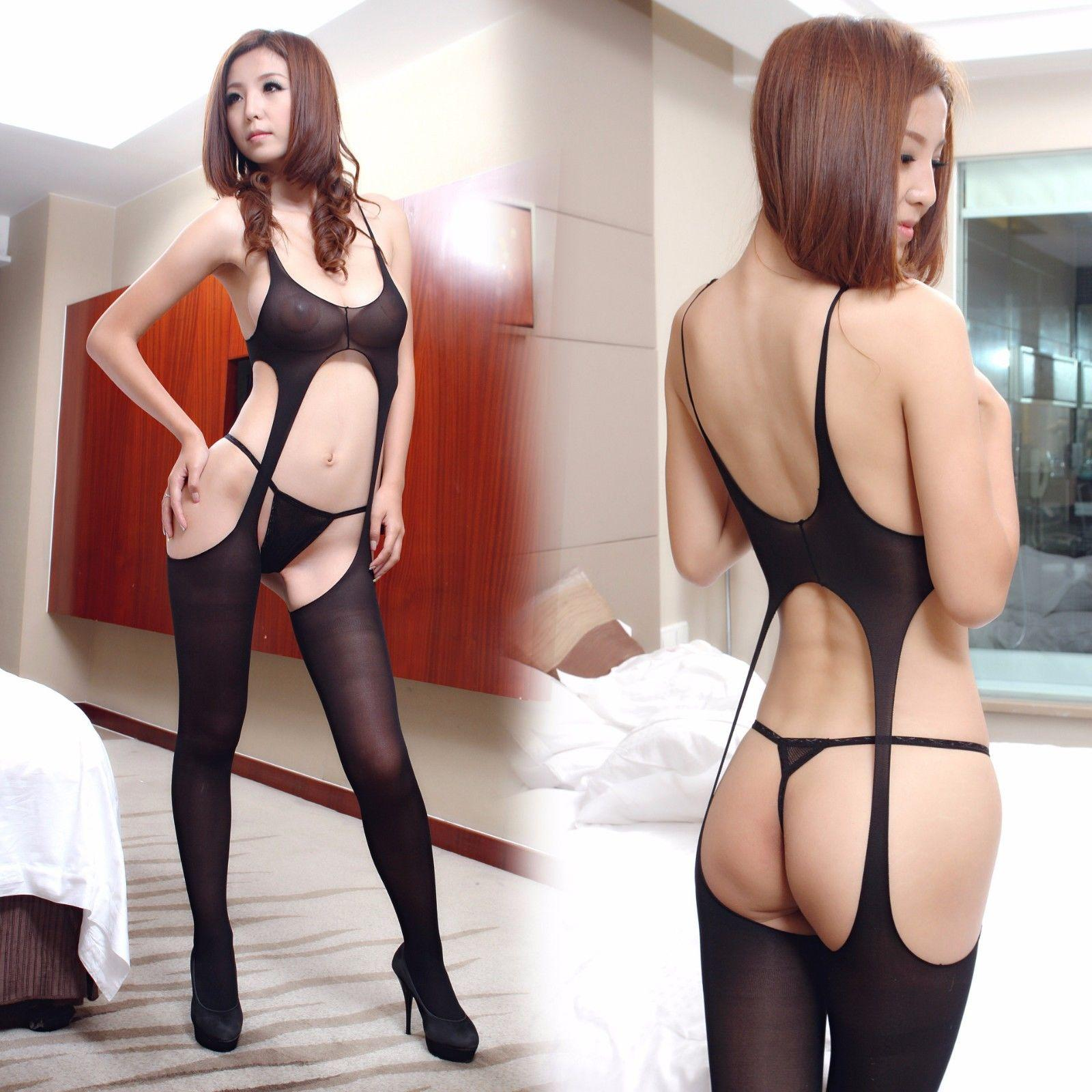 Sex stocking strap