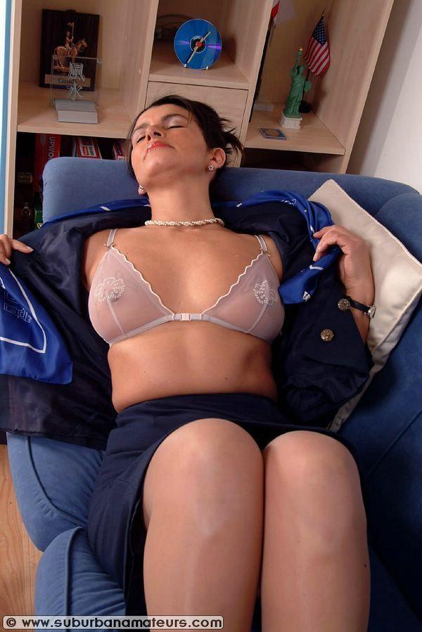 Stewardess Stockings