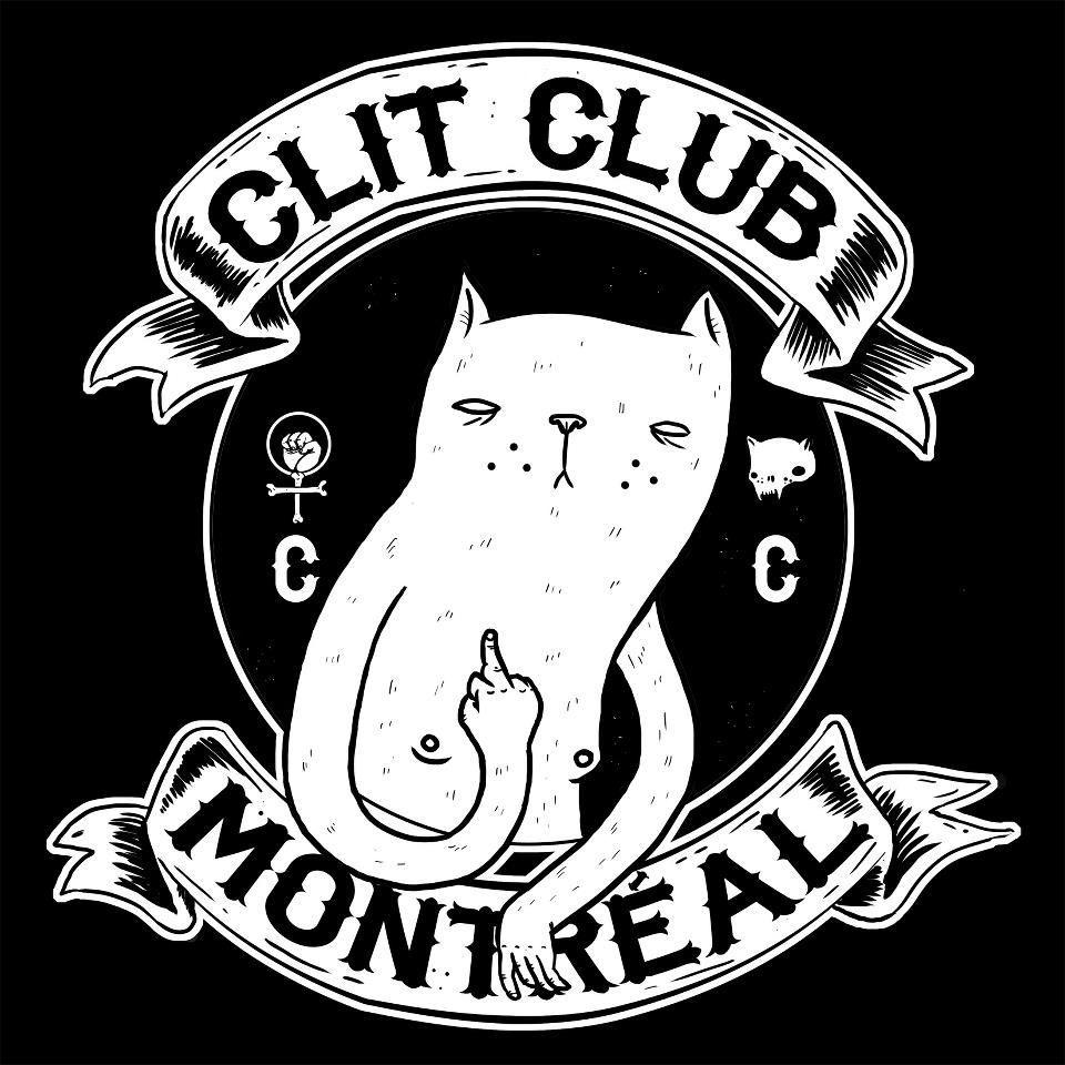 The clit club