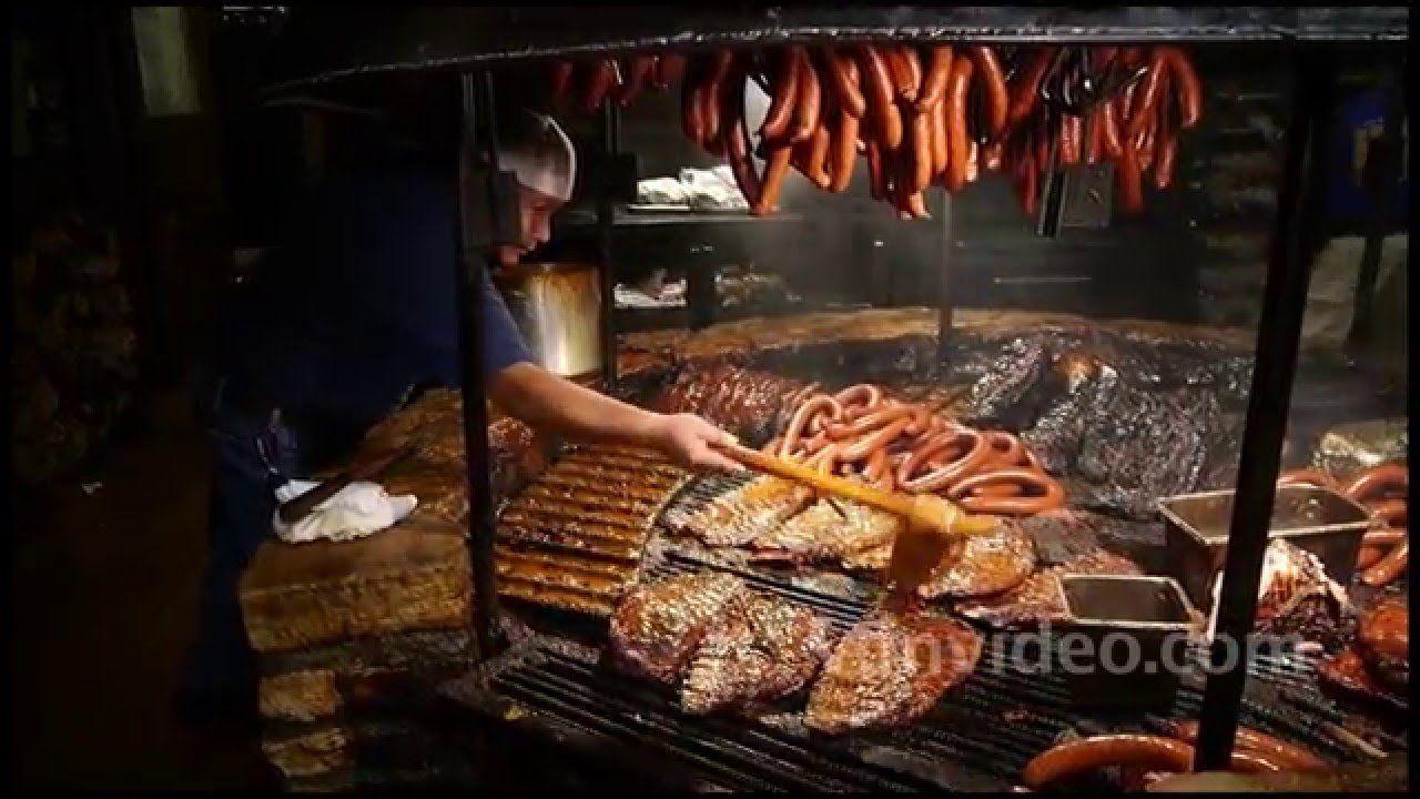 The salt lick barbecue